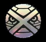 Pokémon Metagross Collectible Coin (Silver)_