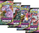 Sun & Moon - Unified Minds Booster Box_