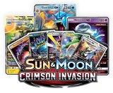 Pokémon Kaarten Crimson Invasion Pack (10 kaarten)_