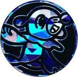 Pokemon Popplio Collectible Coin (Blue)_