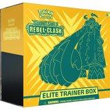 Sword & Shield REbEL cLASH- Elite Trainer Box_