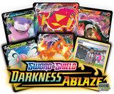 Nieuw: Pokémon Sword & Shield Darkness Ablaze - Booster Pack (10 kaarten)_