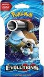 Pokémon Kaarten Evolutions Sleeved Booster Pack (10 kaarten)_