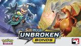 Pokémon Unbroken Bonds - Sun & Moon - 1 Booster pack_