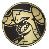 Pokemon Garchomp Collectible Coin (Gold Mirror Holofoil)_