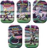 Koop 5 coins of pins en ontvang een GRATIS Pokémon Galar blik_