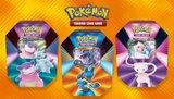 Pokémon V Force Tin Lucario Slowbro Mew - Pokémon Kaarten_