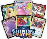 Nieuw: Pokémon Kaarten Shining Fates Booster Pack (10 kaarten)_