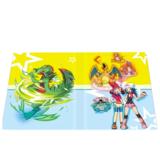 Pokémon Summer Edition verzamelmap_