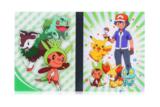 Ash, Pikachu & Friends verzamelmap_