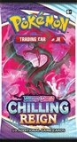 Nieuw: Pokémon Kaarten Chilling Reign Booster Pack (10 kaarten)_