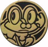 Pokemon Froakie Collectible Coin (Silver)_