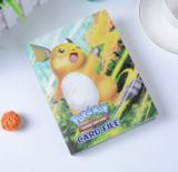 Pokémon verzamelmap (Charizard, Raichu, Mewtwo, Ho-Oh)_