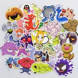 Pokémon Sticker Assortiment_