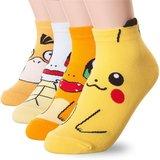 Pikachu - Pokémon One-Size Sokken_