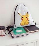Pikachu Gymtas met trekkoord_