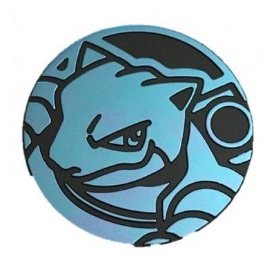 Pokémon Blastoise Collectible Coin (Blue Mirror)