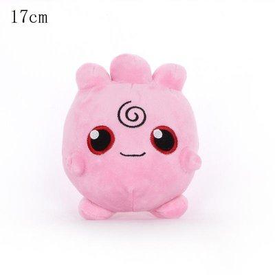 Igglybuff - Pokémon Knuffel met zuignap 17cm (ophangbaar)