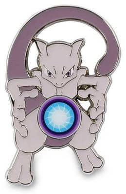 Legendary Mewtwo 2019 Collectors Pin