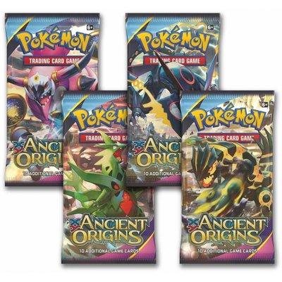 Pokémon Kaarten Ancient Origins Booster Pack (10 kaarten)