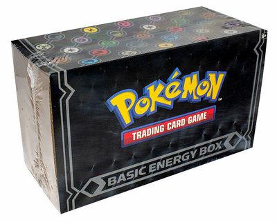 450 Energy kaarten (sealed box)