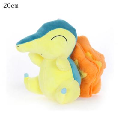 Cyndaquil - Pokémon Knuffel met zuignap 20cm (ophangbaar)