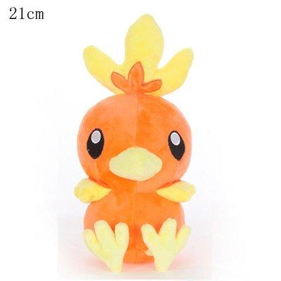 Torchic - Pokémon Knuffel met zuignap 20cm (ophangbaar)