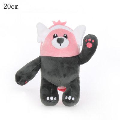 Bewear - Pokémon Knuffel met zuignap 20cm (ophangbaar)