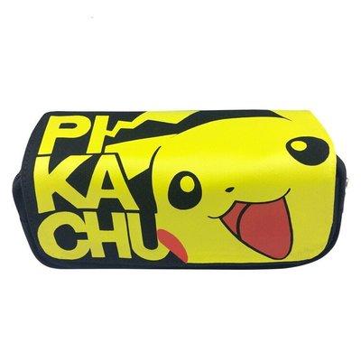 Pikachu Etui met dubbele rits