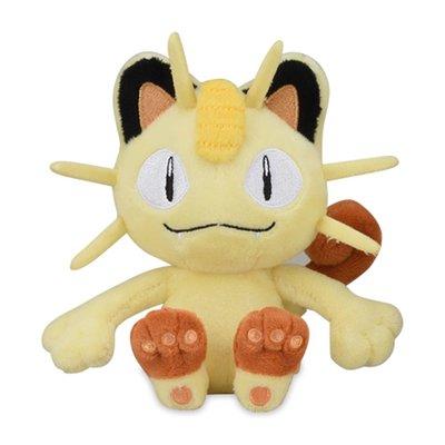 Meowth - Pokémon Knuffel met zuignap 26cm (ophangbaar)