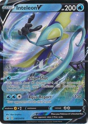 > Inteleon V // Pokémon kaart