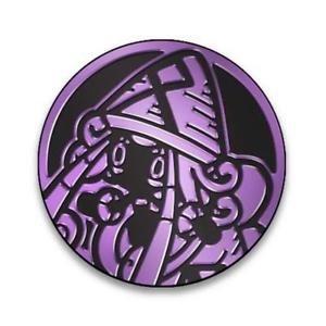 Pokemon Tapu Lele Collectible Coin (Purple)