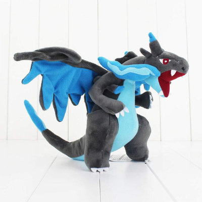 MEGA Charizard - Pokémon Knuffel met zuignap 32cm