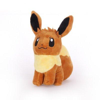 Eevee - Pokémon Knuffel met zuignap 20cm (ophangbaar)