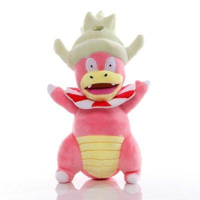 Slowking - Pokémon Knuffel met zuignap 26cm (ophangbaar)