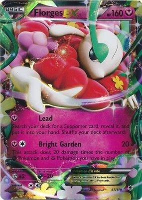 Florges EX  // Pokémon kaart