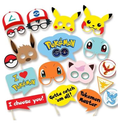Pokémon Feest Maskers