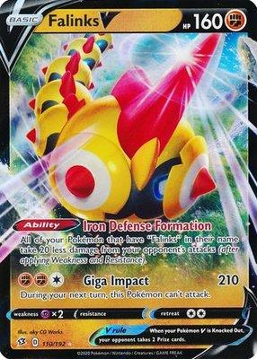 > Falinks V // Pokémon kaart