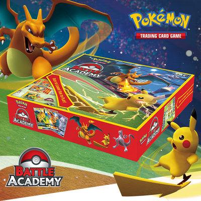 Pokémon TCG - Battle Academy