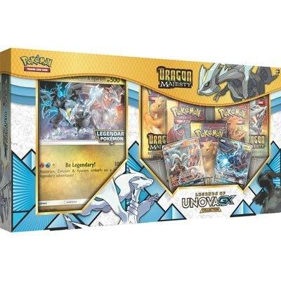 Pokemon Dragon Majesty [500 HP] Legends of Unova GX Collection