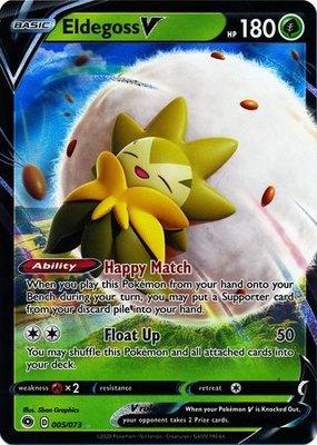 > Eldegoss  V // Pokémon kaart