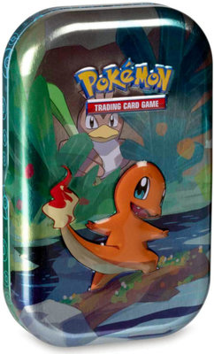 Koop 5 coins of pins en ontvang een GRATIS Pokémon Galar blik