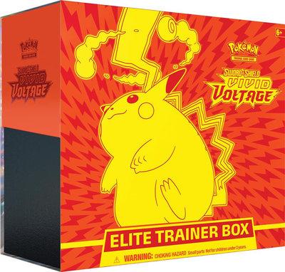 Sword & Shield Vivid Voltage - Elite Trainer Box