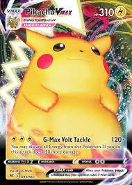>> Pikachu VMAX Full Art // Pokémon kaart