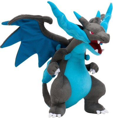 MEGA Charizard - Pokémon Knuffel