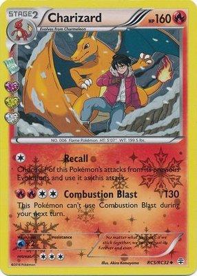 Charizard - 14/181 - Reverse Rare - Pokemon Kaart
