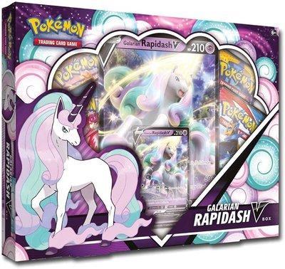 Opruiming: Pokémon Galarian Rapidash V Box