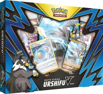 Pokémon Battle Styles V Box - Rapid Strike Urshifu V