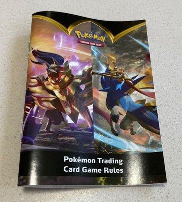 Pokémon Trading Card Game Rules Mini Book