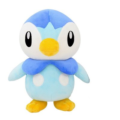 Piplup Plush - Pokémon Knuffel 26CM